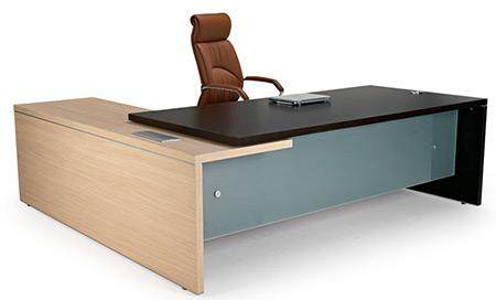 Escritorio gerencial escritorios de gerencia for Diseno de oficinas gerenciales