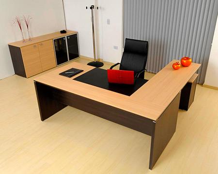 Escritorio gerencial escritorios de gerencia for Escritorios de oficina lima