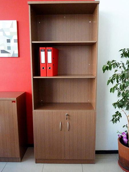 Estantes de melamina estantes de melamina para oficina for Libro de muebles de melamina
