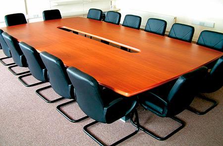 mesa de reuniones mesa de directorio mesa reuniones