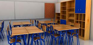 muebles colegios institutos muebles para bibliotecas
