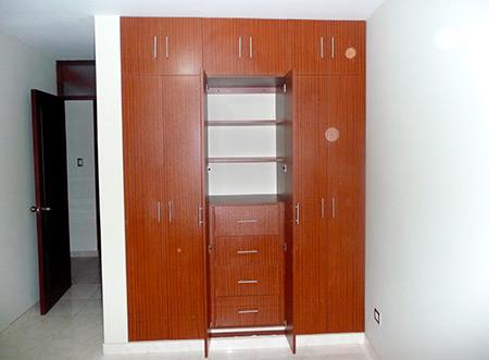 Roperos closet de melamina - Pintar muebles de melamina fotos ...