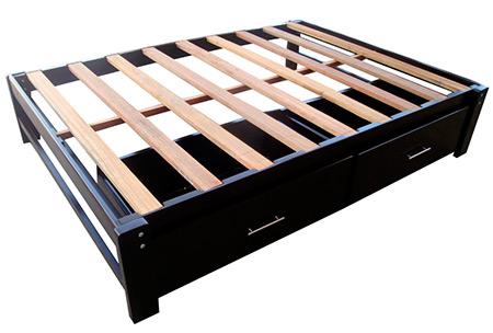 Tarimas camas tarima dormitorio - Precio tarima madera ...